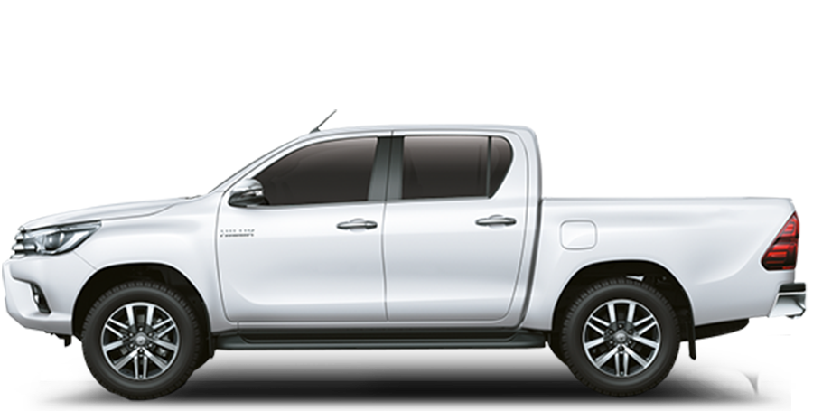 toyota hilux double cabin 4x2 pickup