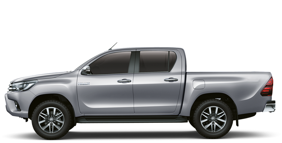 toyota hilux double cabin 4x4 pickup
