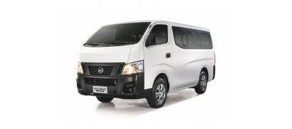 Nissan Urvan 6 Seater Panel Van